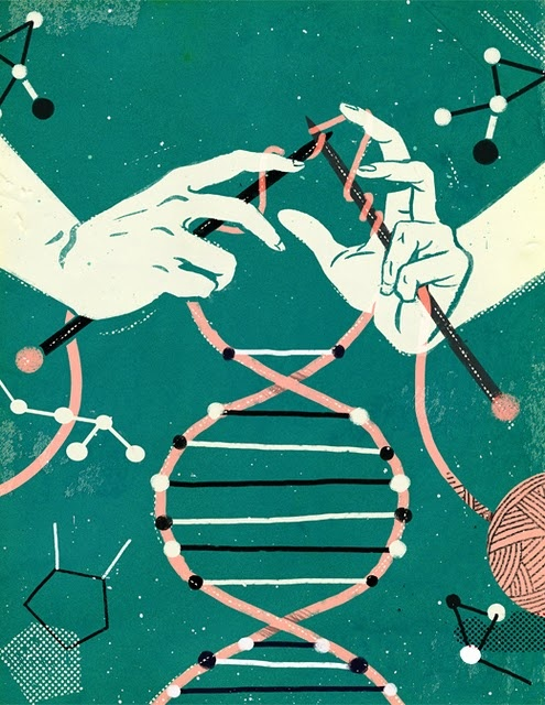 dna : the stuff of life