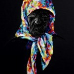 """Headscarf left behind"" by Yulia Brodskaya"
