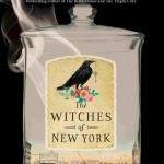 the Canadian cover of The Witches of New York