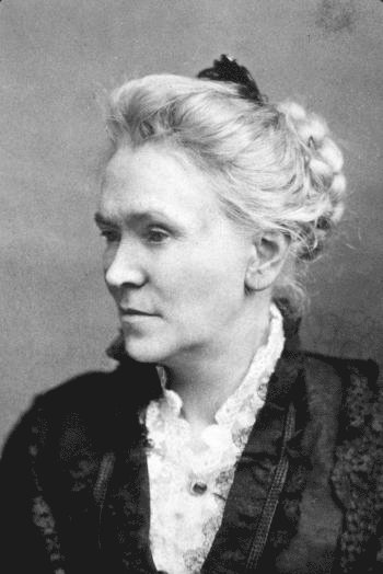 Matilda Electa Josyln Gage (1826-1898)
