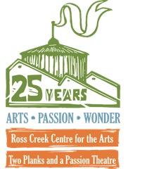 Happy Anniversary, Ross Creek!