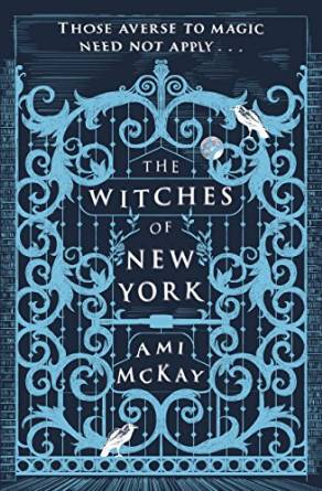the stunning Orion UK cover of The Witches of New York. *swoon*