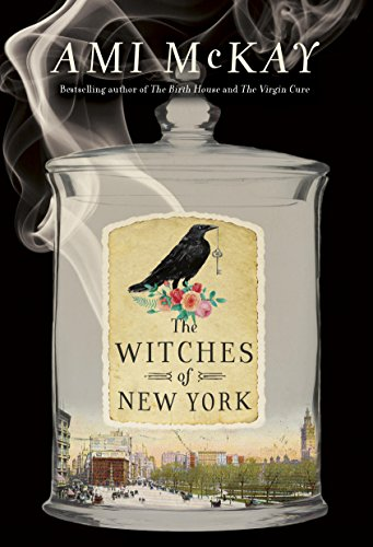 Image result for the witches of new york book cover